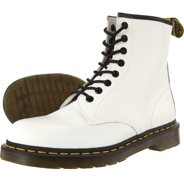 Topánky Dr. Martens 1460 WHITE