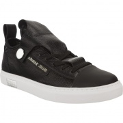 Dámska obuv Armani Jeans WOMAN LEATHER SNEAKER A663-0020