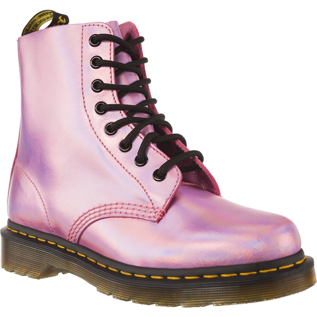 Topánky DR. MARTENS 1460 PASCAL ICED METALLIC