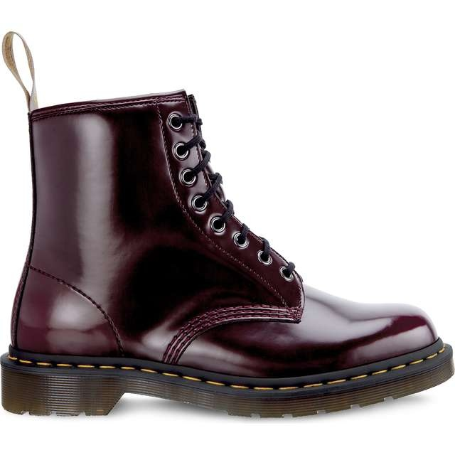Topánky DR. MARTENS 1460 VEGAN CHERRY RED
