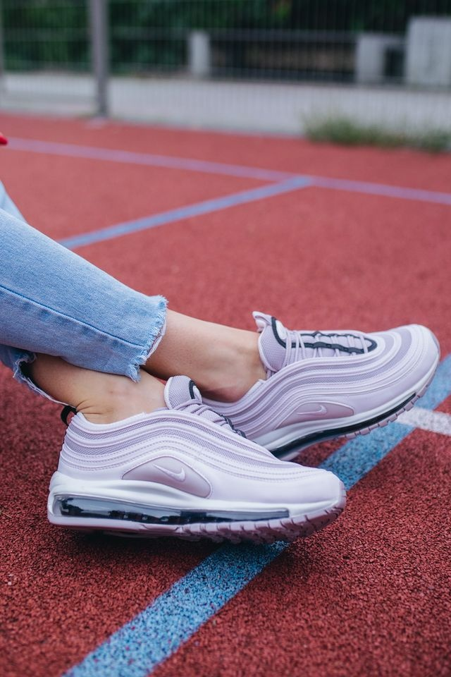 Tenisky NIKE W AIR MAX 97 602 PALE PINK