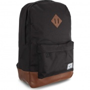 Ruksak HERSCHEL HERITAGE BACKPACK 00055 BLACK/TAN