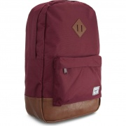 Ruksak HERSCHEL HERITAGE BACKPACK 00746 WINE/TAN