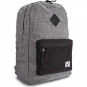 Ruksak HERSCHEL HERITAGE BACKPACK 01132 CROSSHATCH/BLACK