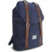 Ruksak HERSCHEL RETREAT MID-VOLUME 00007 NAVY/TAN