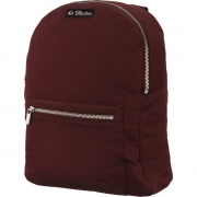Ruksak DR. MARTENS FABRIC BACKPACK červený