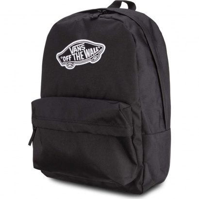 VANS REALM BACKPACK BLACK 22L