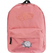 Ruksak VANS WM REALM BACKPACK DESERT WHITE CLASSIC ROSE