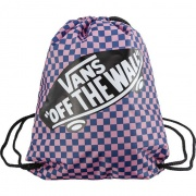 VANS BENCHED BAG UVR BLUE SAPPHIRE/STRAWBERRY 11L