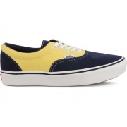 Tenisky VANS COMFYCUSH ERA SUEDE/CANVAS DRESS BLUE