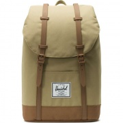 Ruksak HERSCHEL  RETREAT KELP/SADDLE BROWN