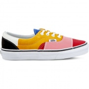 Tenisky VANS  ERA VMF PATCHWORK MULTI/TRUE WHITE