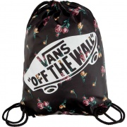 VANS  BENCHED BAG UV3 SATIN FLORAL 11L