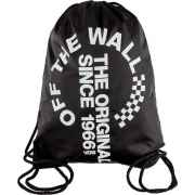 VANS  LEAGUE BENCH BAG TDV BLACK/WHITE 11L