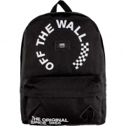VANS  OLD SKOOL II BACKPACK TDV BLACK/WHITE 22L