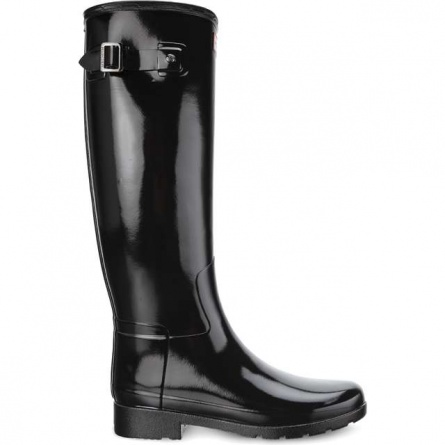 Dámske gumáky HUNTER  WOMEN'S ORIGINAL REFINED GLOSS BLACK