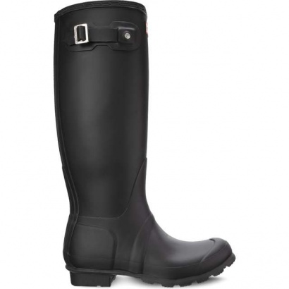 Dámske gumáky HUNTER  WOMEN'S ORIGINAL TALL BLACK
