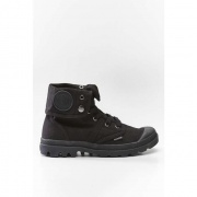 Topánky PALLADIUM  PALLABROUSE BAGGY 001 BLACK/BLACK