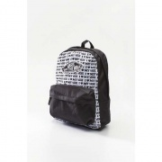 VANS  REALM BACKPACK UVP BLACK LOVE 22 L