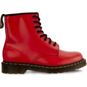 Topánky DR. MARTENS  1460 SMOOTH SUMMER ICONS RED