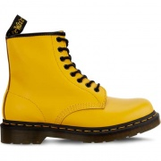 Topánky DR. MARTENS  1460 SMOOTH SUMMER ICONS YELLOW