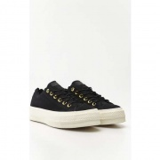 Tenisky CONVERSE  CHUCK TAYLOR ALL STAR LIFT SCALLOP 499 BLACK