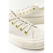 Tenisky CONVERSE  CHUCK TAYLOR ALL STAR LIFT SCALLOP 498