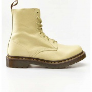 Topánky MARTENS  1460 PASCAL VIRGINIA PASTEL YELLOW