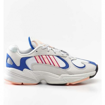 Tenisky ADIDAS  YUNG-1 CRYSTAL WHITE