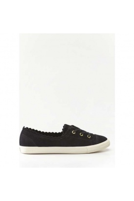 Tenisky CONVERSE  CHUCK TAYLOR ALL STAR BALLET SCALLOP 483 BLACK