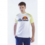 Pánske tričko ELLESSE  CASSINA T-SHIRT LIGHT YELLOW