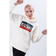 Mikina LEVI'S  GRAPHIC SPORT HOODIE 0001