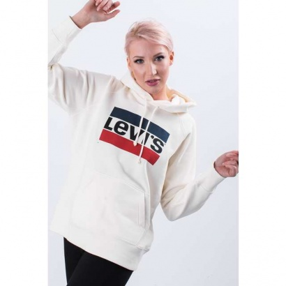 Mikina LEVIS  GRAPHIC SPORT HOODIE 0001