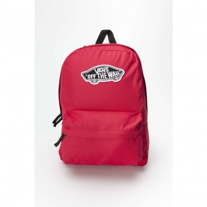 Ruksak VANS  REALM BACKPACK SQ2 CERISE