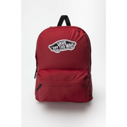 Ruksak VANS  REALM BACKPACK 1OA BIKING RED