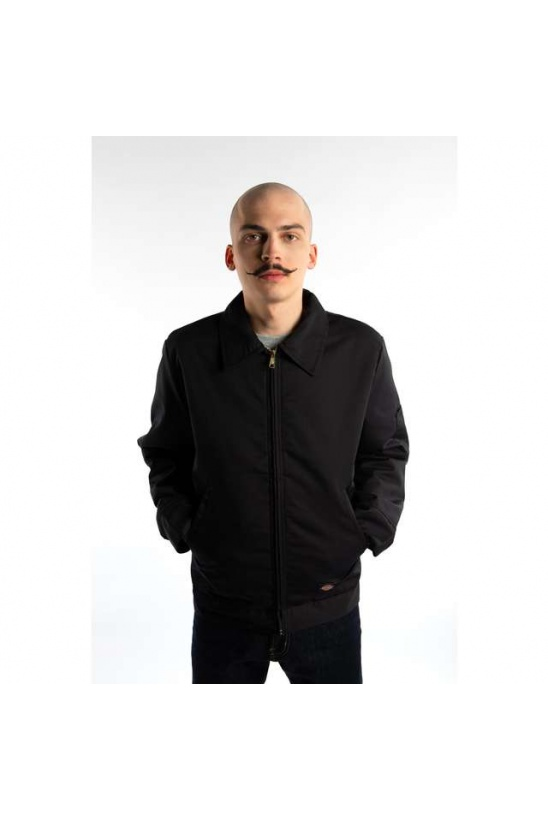 Pánska bunda DICKIES  EISENHOWER JACKET BLK BLACK