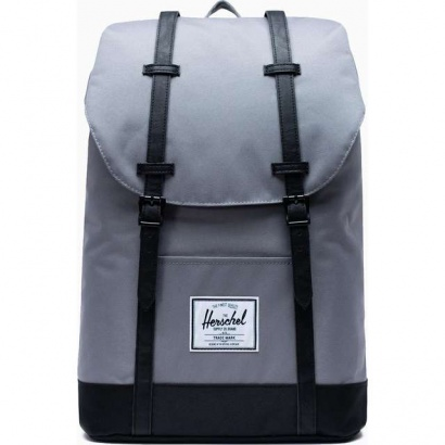 Ruksak HERSCHEL  RETREAT GREY/BLACK