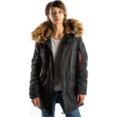 Dámska bunda ALPHA INDUSTRIES  EXPLORER WMN 03