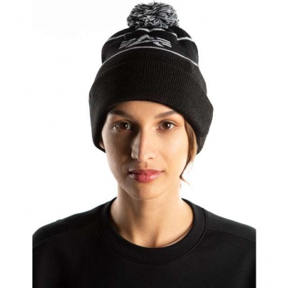 Čiapka ALPHA INDUSTRIES  BLOCK BOOBLE BEANIE 03 BLACK