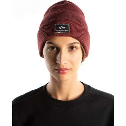 Čiapka ALPHA INDUSTRIES  X FIT BEANIE 184
