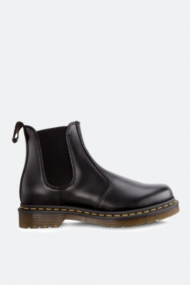 Topánky DR.MARTENS 2976 BLACK SMOOTH