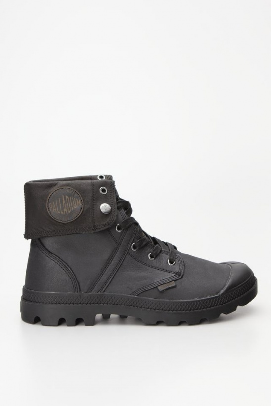 Topánky PALLADIUM  PALLABROUSE BAGGY L2 BLACK