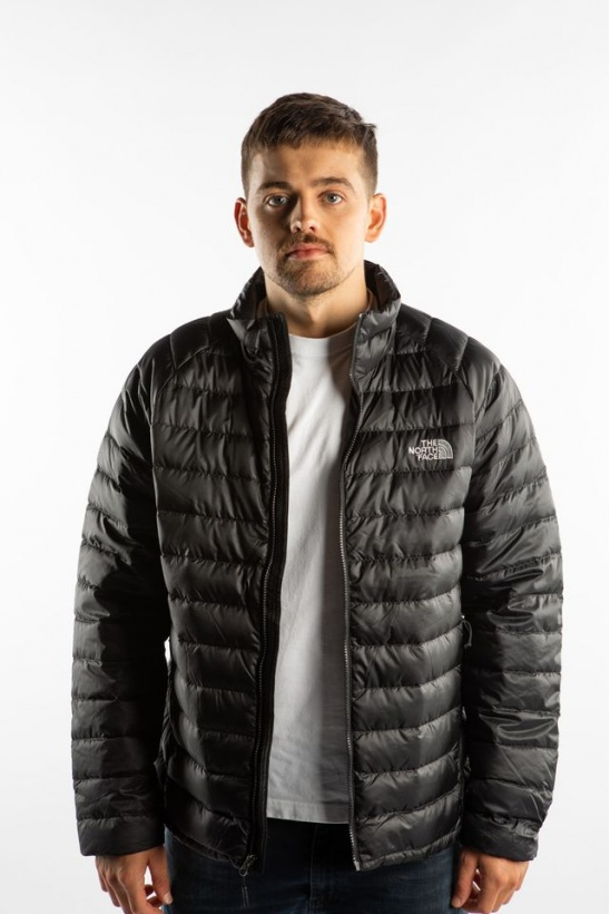 Pánska bunda THE NORTH FACE TREVAIL JACKET KX7 TNF BLACK