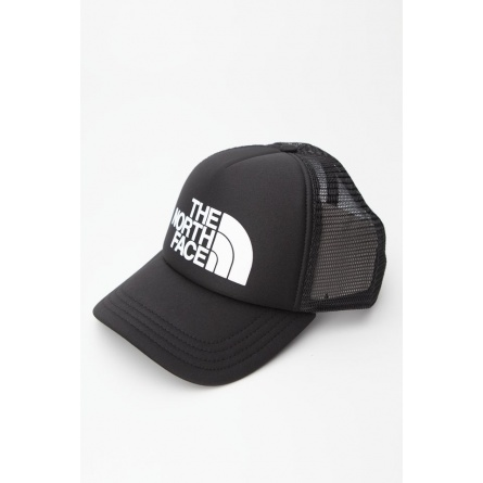 Šiltovka THE NORTH FACE  TNF LOGO TRUCKER KY4 TNF BLACK