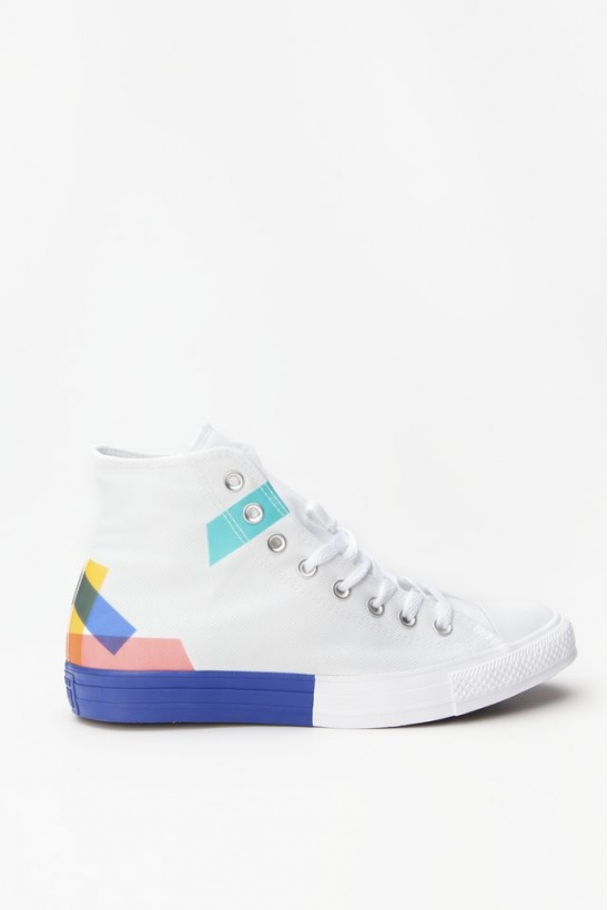 Tenisky CONVERSE CHUCK TAYLOR ALL STAR HI 092 WHITE
