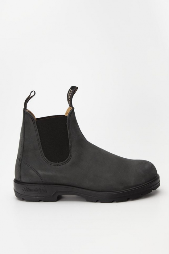 Topánky BLUNDSTONE 587 RUSTIC BLACK