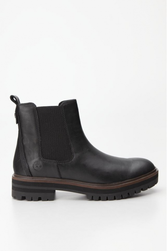 Topánky TIMBERLAND LONDON SQUARE CHELSEA 015 BLACK