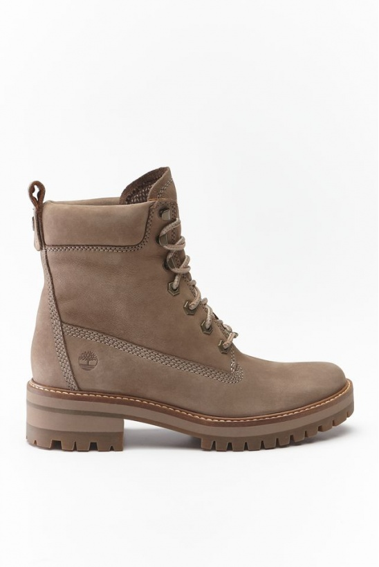 Topánky TIMBERLAND COURMAYEUR VALLEY 929 TAUPE NUBUCK