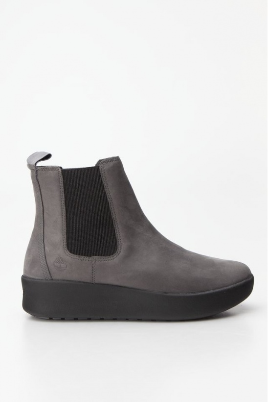Topánky TIMBERLAND BERLIN PARK CHELSEA 033 MEDIUM GREY