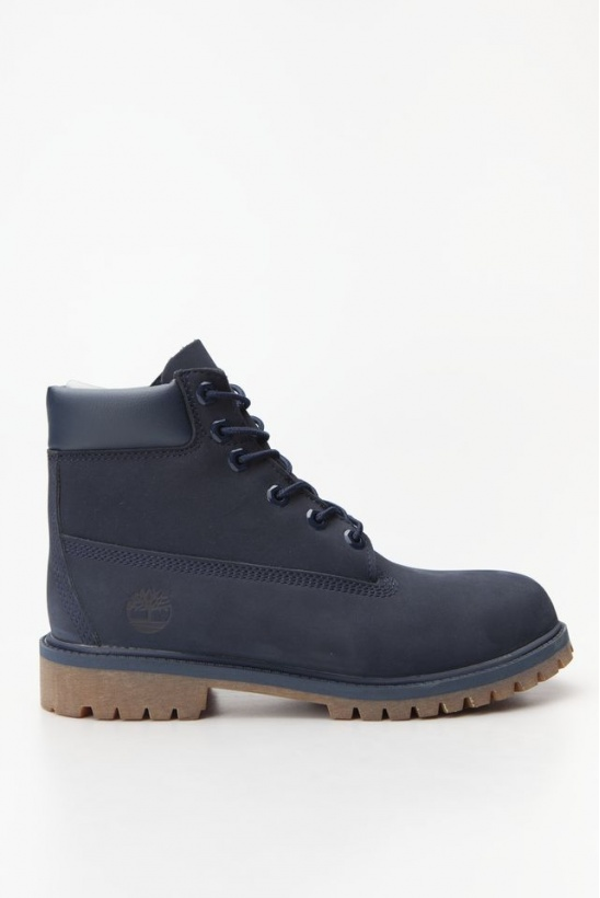 Dámske topánky TIMBERLAND 6 INCH PREMIUM WP BOOT 484 MEDIUM BLUE